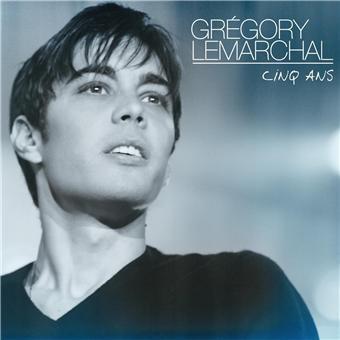 Grégory Lemarchal coffret Exceptionnel spécial 5ans CD+DVD
