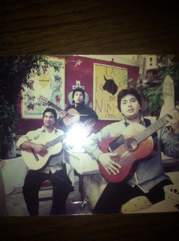mon pere et mes oncles