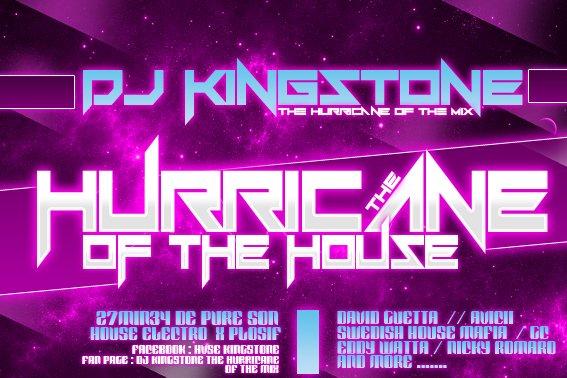 DJ KINGSTONE