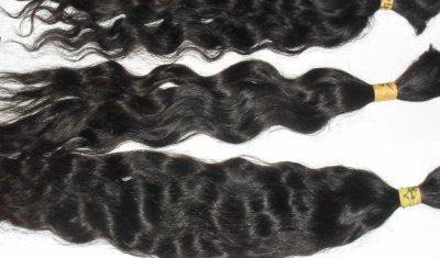MECHES POUR PIQUETS LACHES ET EXTENTIONS BRESILIENNES: cheveux raides ou ondulés