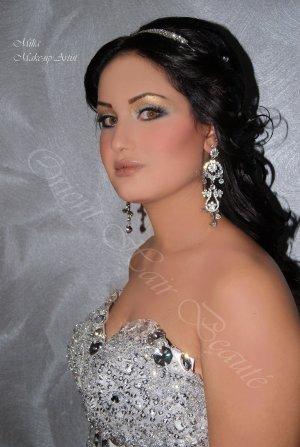 "Mariée ""Style libanais tunisien"""