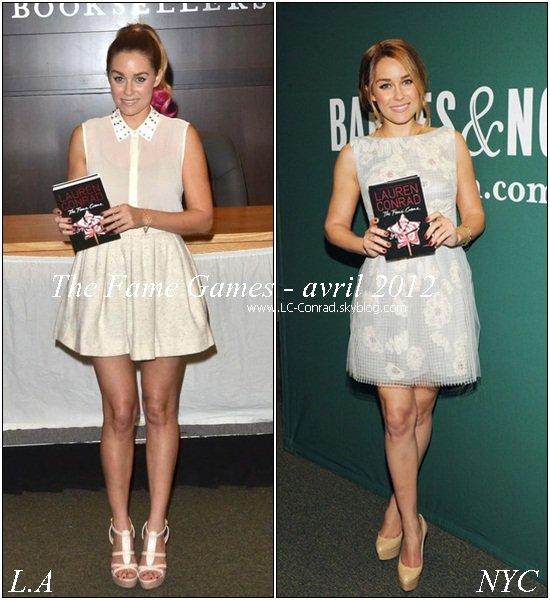 Choisisser la tenue de Lauren que vous préférez !!!!!