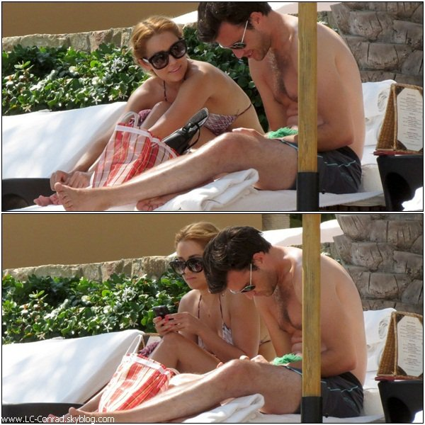Lauren et William en vacance à CABO AU MEXIQUE EN AMOUREUX !