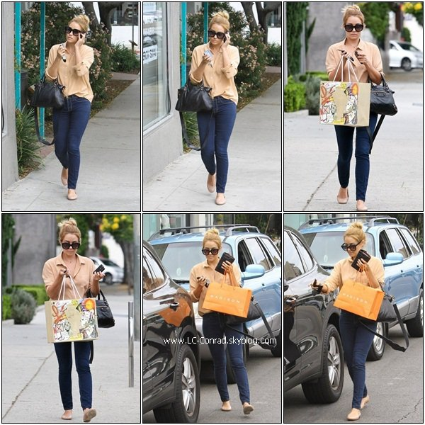 shopping chez Madison + NOUVELLE SERIE DE LAUREN !