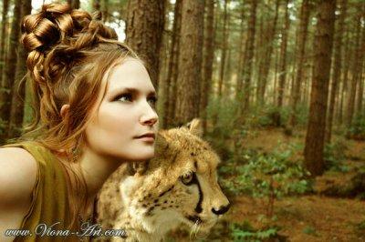 Femme Nature