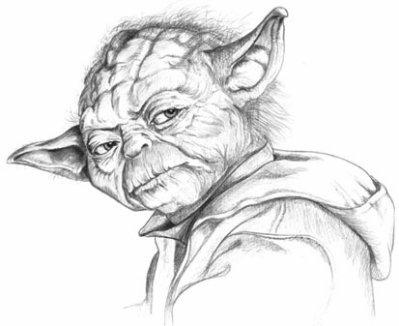 Dessin De Yoda Yoda