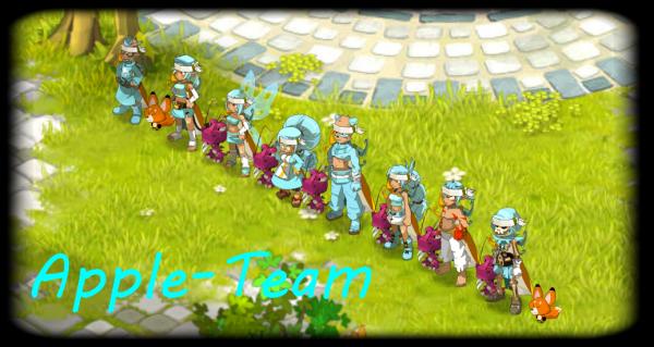 Nouvelle team et Nouveau blog en place !