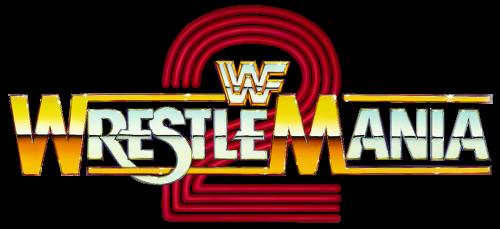 WWE WrestleMania 2 Résultats