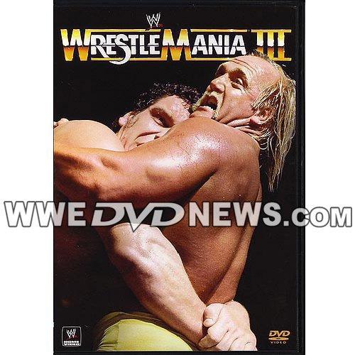 WWE WrestleMania 3 Résultats