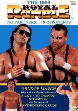 WWE Royal Rumble 1988 Résultats