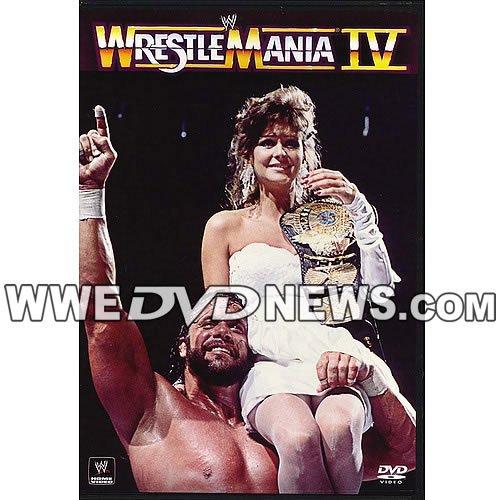 WWE WrestleMania 4 Résultats