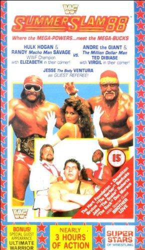 WWE SummerSlam 1988 Résultats