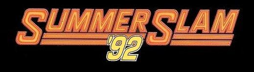 WWE SummerSlam 1992 Résultats