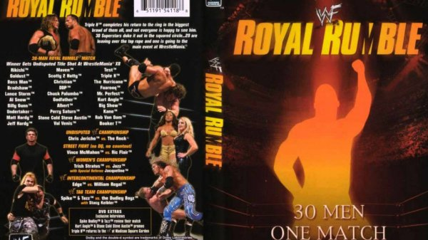 WWE Royal Rumble 2002 Résultats