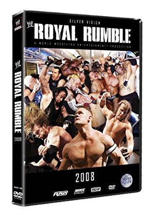 WWE Royal Rumble 2008 Résultats