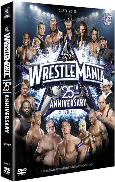 WWE WrestleMania 25 Résultats