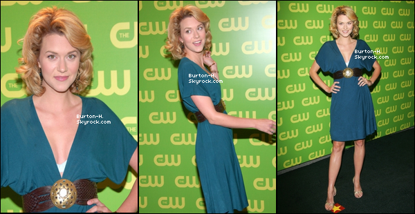 Sortie 2006 - 18/05 The CW 2006-2007 Upfront Arrivals.
