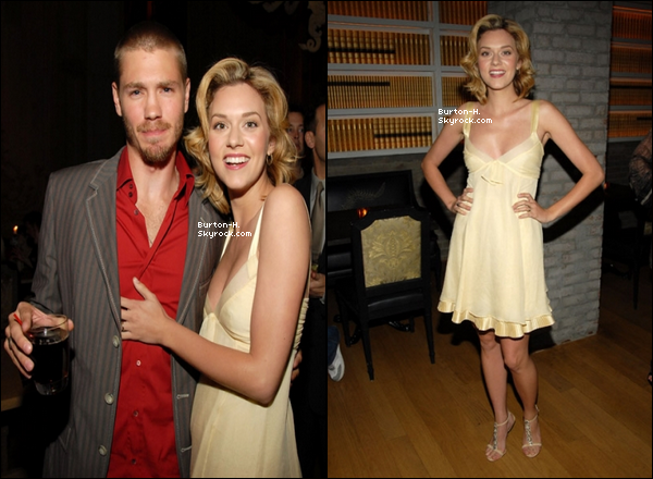 Sortie 2006 - 18/05 The CW 2006 Upfront - After Party.