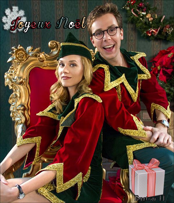 Joyeux Noël les Burtoniens!