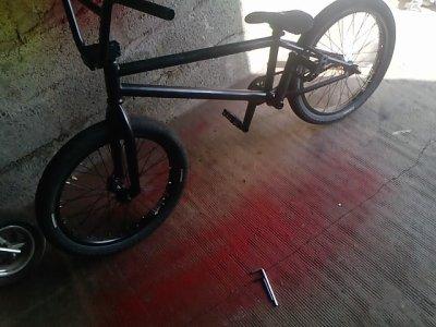 My  Bike We The People Envy 2010