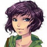 Les personnages filles :