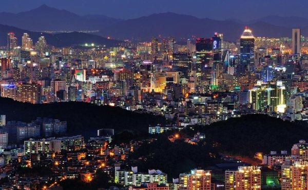 Découvrez la Corée du Sud !