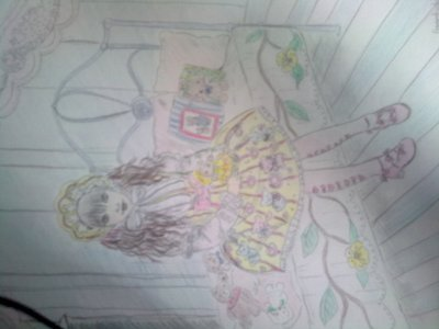 dessins de moi
