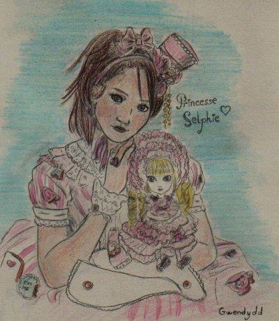 Princesse Selphie <3
