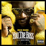 "Écoutez ""Dance (A$$)"" et ""You The Boss"" en featuring avec Nicki Minaj."