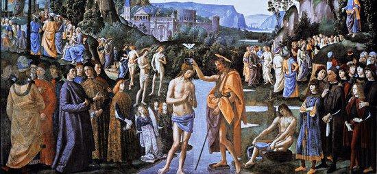 Le témoignage de Jean le Baptist?