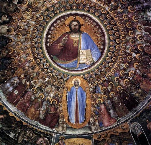 Demande la prière aux saints pour nous