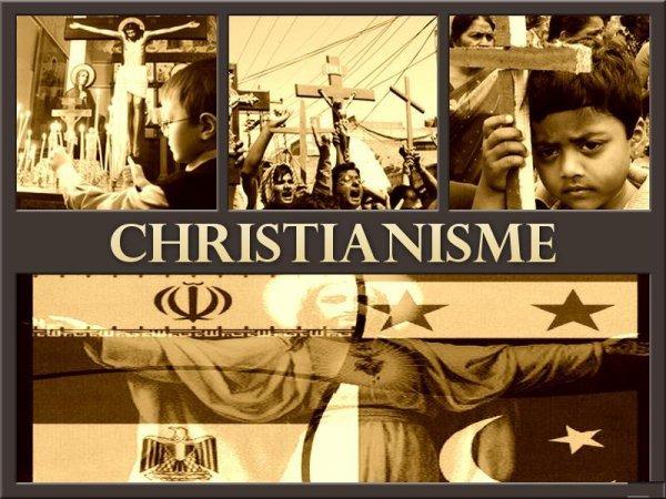 Prière pour les frères et soeurs chrétien(ne)s dans le monde persécutés.