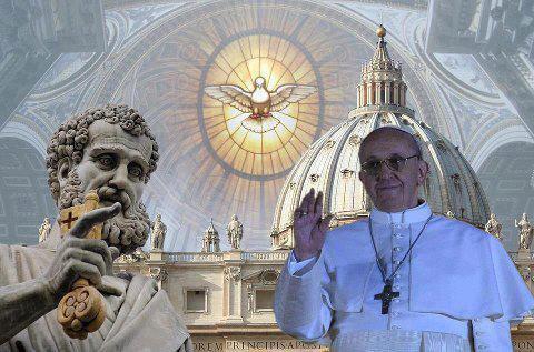Le Pape successeur de saint Pierre