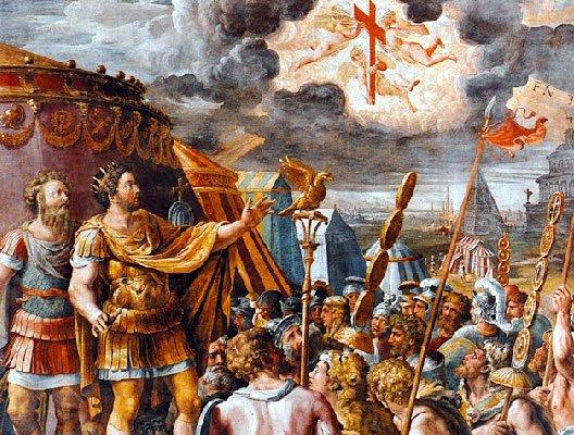 Histoire de Rome début du christianisme