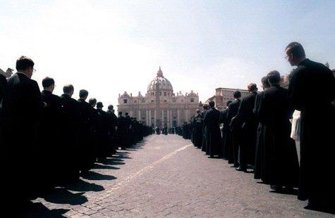 L'infidélité des Hommes à l'Eglise de Dieu.