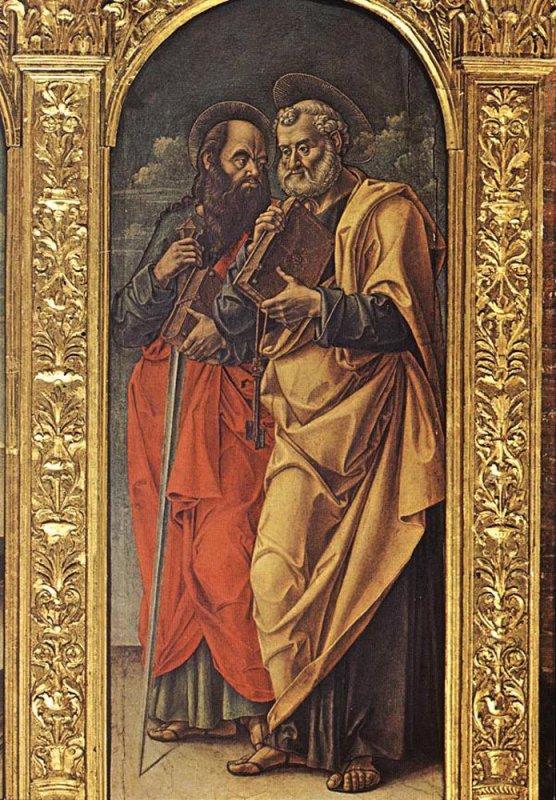 Incident à Antioche Saint Pierre et Saint Paul