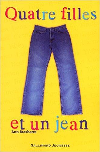 • Quatre filles et un jean • Ann Brashares •