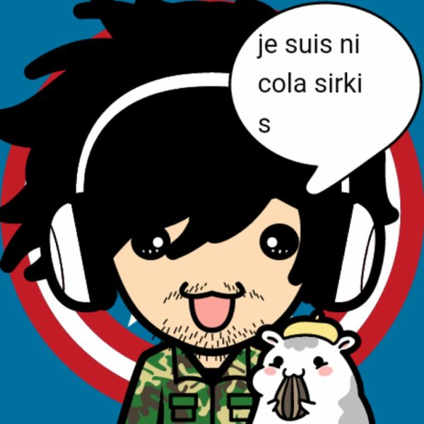 Nicola sirkis en avatar