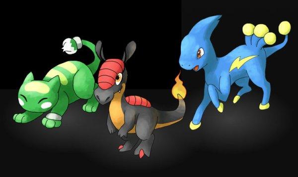 fan made de pokemon