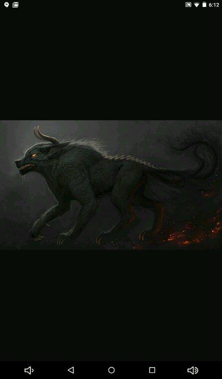 Autre créature diabolique