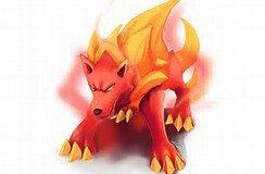 l'inugami feu (raoq) de summonner wars ;)