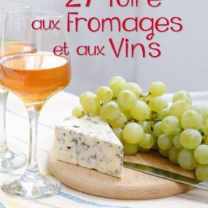 27 ème Foire aux fromages et aux vins