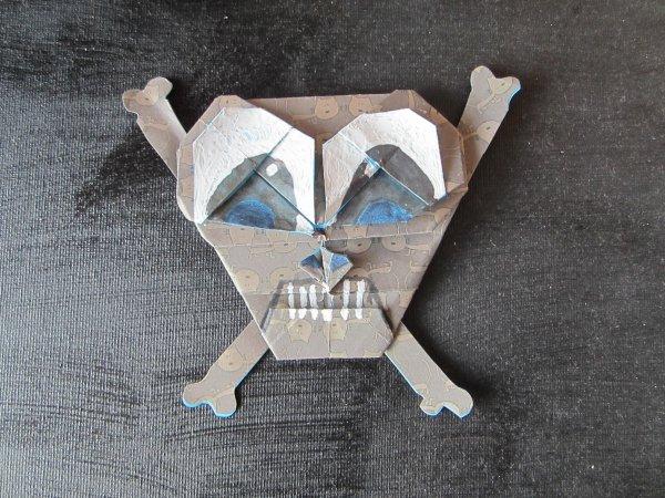 Nouveaux origamis festifs