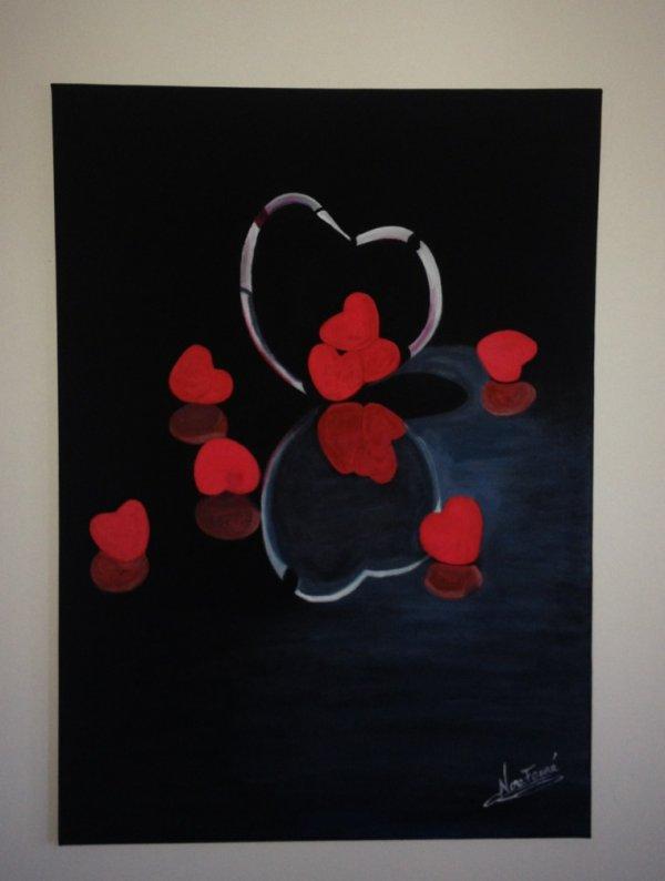 Peinture sur toile 03/05/2016 Nora Fauré
