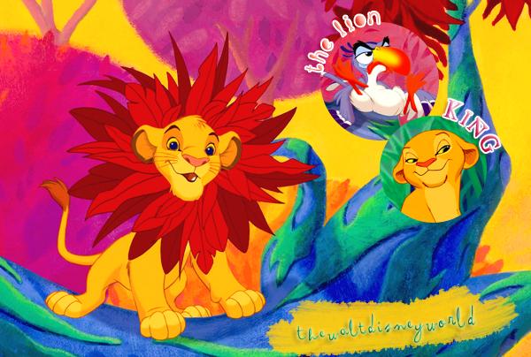 Fiche Film : Le Roi Lion (1994).
