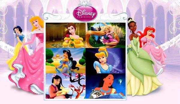 Fiche Thème / Sondage : Quelle est ta princesse Disney préférée ?