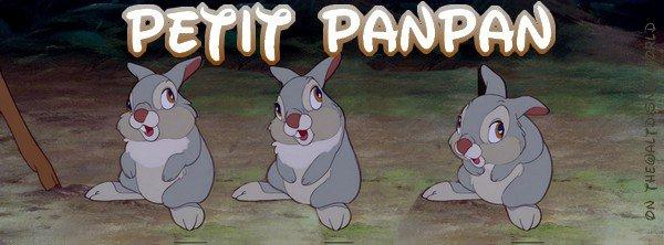 Concours :Panpan.