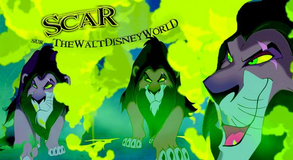 Fiche Personnage : Scar (Le Roi Lion).