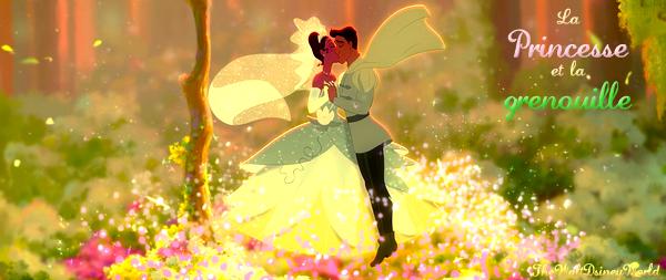 Fiche film : La Princesse et la Grenouille.