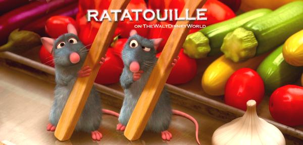 Fiche Film : Ratatouille (2007).